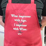 Grimm Wine Apron